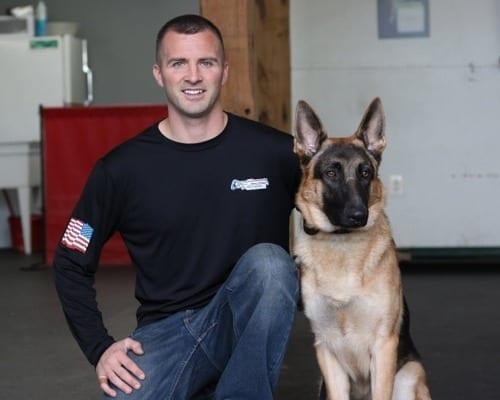 Nick and Dog